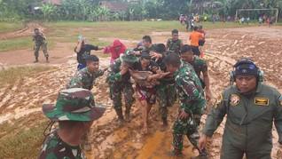 1.221 Bencana hingga 7 Mei 2020, Korban Jiwa 172 Orang
