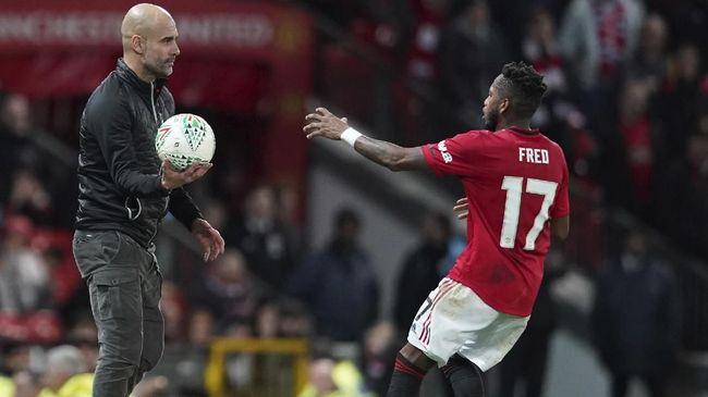 Pep Guardiola membuktikan masih salah satu jenius soal urusan meracik strategi saat Manchester City mengalahkan Manchester United dengan skor 3-1.
