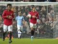 Guardiola Tak Senang Rashford Absen di MU vs Man City