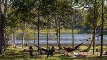 Danau Tambing, Pikat Turis Asing Berwisata 'Bird Watching'