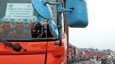 Jumlah Sampah Warga Jakarta saat Lebaran Capai 2,2 Ribu Ton