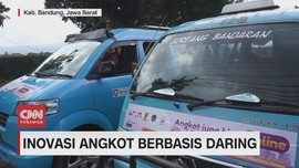 VIDEO: Inovasi Angkot Berbasis Online