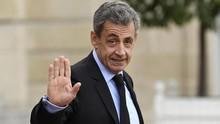 Korupsi, Eks Presiden Nicolas Sarkozy Divonis 3 Tahun Penjara