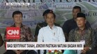 VIDEO: Jokowi Tegaskan Natuna Bagian NKRI
