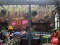Bersantap di Dalam Rindangnya Taman 'Pantai Kapuk'