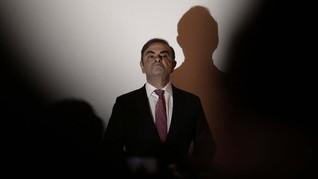 Rumah Carlos Ghosn Rusak kena Dampak Ledakan di Libanon