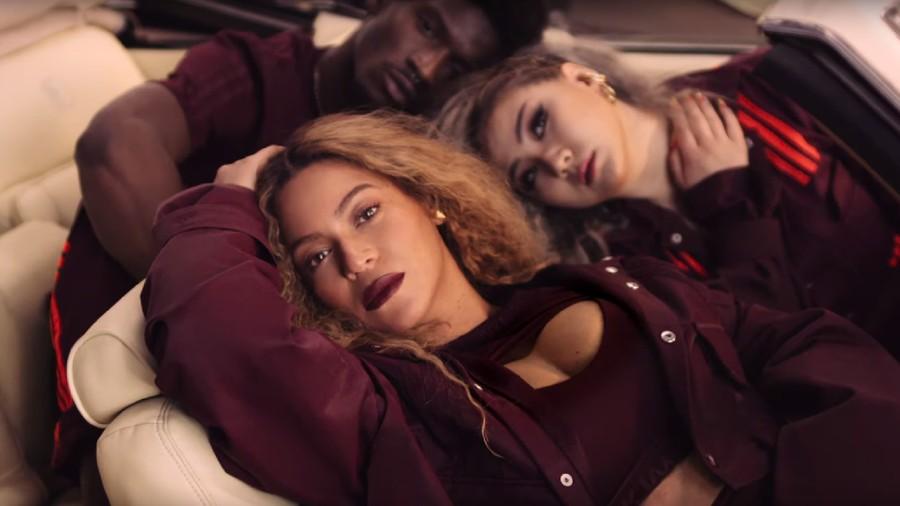 CL Curi Perhatian di Video Beyonce