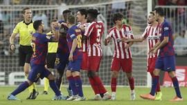 Tugas Pertama Suarez di Atletico: Minta Maaf pada Joao Felix