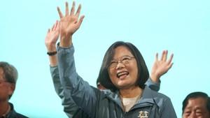 Presiden Taiwan Beri Semangat Tentara untuk Hadapi Aksi China