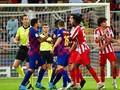 FOTO: Detik-detik Messi dan Joao Felix Ribut