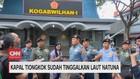 VIDEO: Kapal Tiongkok Sudah Tinggalkan Natuna