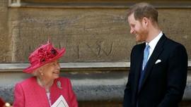 Harry Disebut Tunda Pulang ke AS Demi Ulang Tahun Ratu