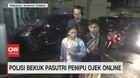 VIDEO: Polisi Bekuk Pasutri Penipu Ojek Online