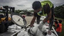 Titik Api di Riau Turun, Operasi Modifikasi Cuaca Digelar