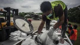 Cegah Karhutla, KLHK Lakukan Modifikasi Cuaca Mulai Besok