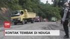 VIDEO: Kontak Senjata di Nduga, 1 Personel Brimob Tertembak
