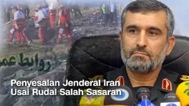 VIDEO: Jenderal Iran Ingin Mati Lihat Insiden Pesawat Ukraina