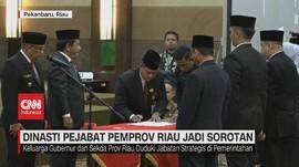 VIDEO: Dinasti Pejabat Pemprov Riau Jadi Sorotan