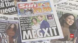 VIDEO: Polemik Usai Meghan-Harry Mundur dari Kerajaan Inggris