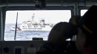 Kapal China Terobos Laut Natuna, RI Protes Wakil Dubes