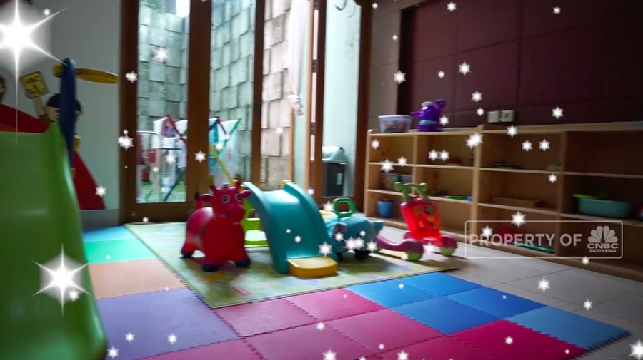 Mengintip Fasilitas Daycare di Jakarta Bertarif Rp4 Juta Per Bulan