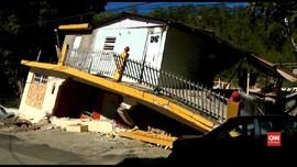 VIDEO: Gempa Bumi Kembali Guncang Puerto Rico