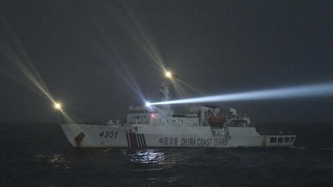 BRIN Tunggu Laporan Bakamla soal Kapal Riset China di Natuna