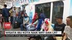 VIDEO: Wisata Ibu Kota Naik MRT dan LRT