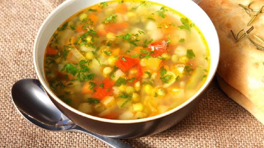 Resep Sup Jagung Manis, Sajian Hangat Akhir Pekan