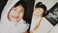 <p>Sejak kecil, Rachel memang sudah jago bergaya depan kamera. (Foto: Instagram @auroramanda95)</p>