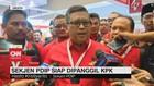 VIDEO: Hasto Kristiyanto Siap Dipanggil KPK
