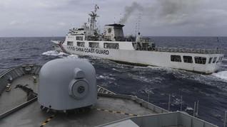 Fakta Kapal China yang Terobos Laut Natuna Indonesia