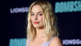 Margot Robbie Gabung Proyek Film Baru Bareng Christian Bale