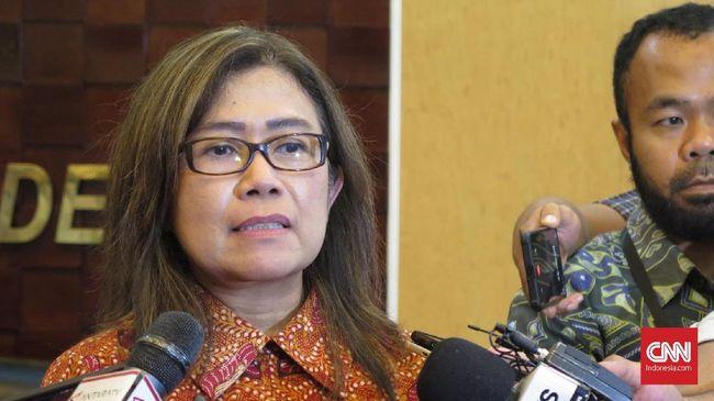 KSP menyatakan pemerintah Jokowi berkomitmen dalam memberantas korupsi. Puluhan triliun rupiah uang kejahatan korupsi pun telah disetor ke kas negara.