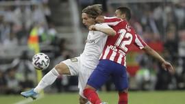 Momen Tepat Atletico Hancurkan Madrid