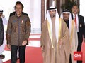 Ke UEA, Jokowi 'Pamer' Teken Deal Bisnis Rp314,9 T