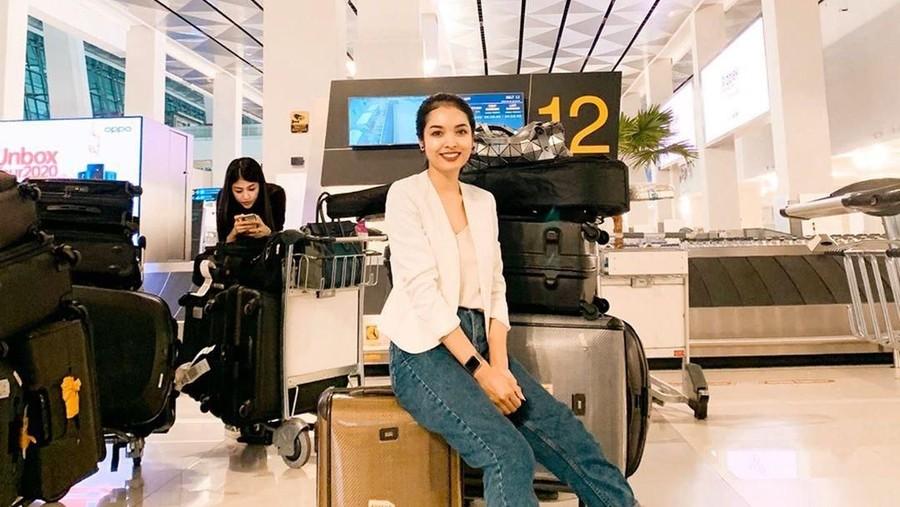 Pramugari Garuda Sisi Asih Kembali ke Jakarta, Singgung Roda Kehidupan