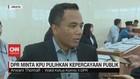 VIDEO: DPR Minta KPU Pulihkan Kepercayaan Publik