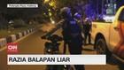 VIDEO: Pebalap Liar Kocar-kacir Dirazia Polisi