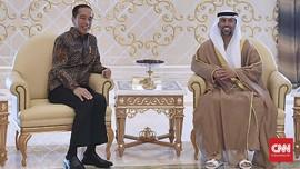 Jokowi jadi Nama Jalan di UEA, RI Akan Tetap Bela Palestina