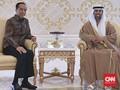 Pangeran MBZ Minta Investasi di Pulau, Luhut Tawarkan Mori