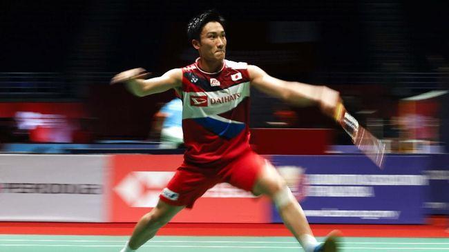 Pebulutangkis tunggal putra nomor satu dunia, Kento Momota, berkeinginan kuat tampil di dua ajang bergengsi, All England dan Olimpiade Tokyo 2020.