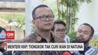 VIDEO: Menteri KKP: Tiongkok Tak Curi Ikan di Natuna