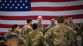 AS Kembali Tarik Pasukan di Afghanistan hingga November
