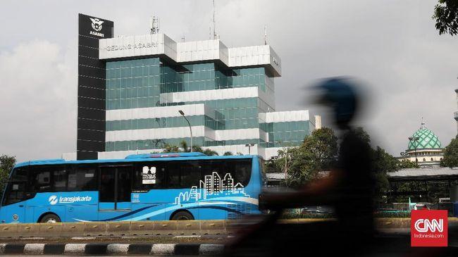 Dirut Asabri R Wahyu Suparyono mengungkapkan nilai investasi Asabri turun pada 2019 karena saham dan reksa dana yang terafiliasi Benny Tjokro dan Heru Hidayat.