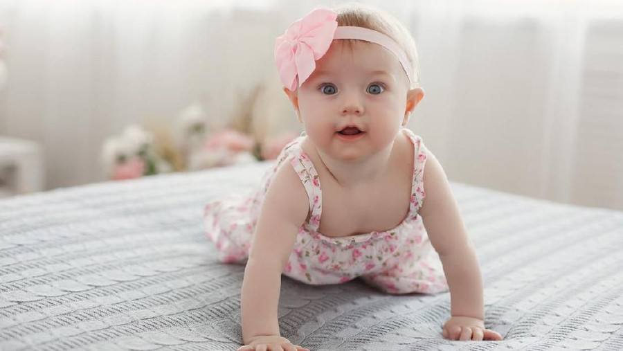 30 Nama Bayi Perempuan Bermakna Cantik dari Berbagai Bahasa