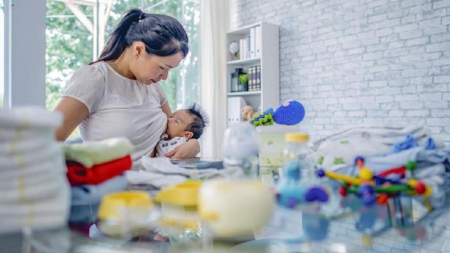 Kenapa Ibu Menyusui Tetap Perlu Pompa ASI Elektrik?
