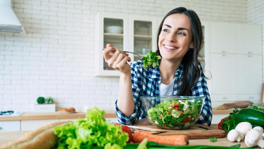 Konsumsi Makanan Sehat dengan Bujet Hemat? Bisa, Begini Caranya