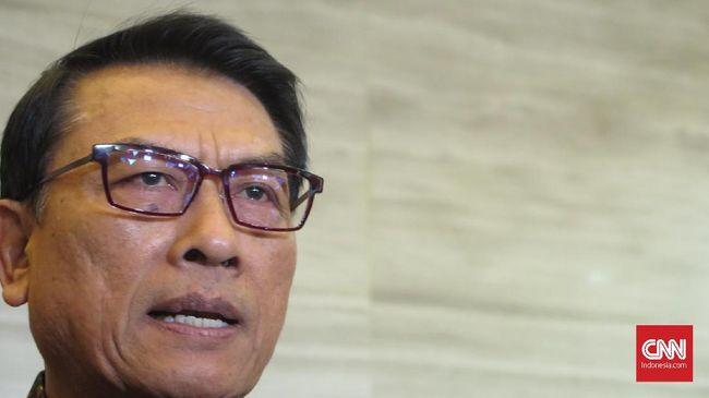 KSP Moeldoko menyebut Satgas 115 yang dibentuk Susi Pudjiastuti saat masih jadi Menteri KP sementara ini masih berlanjut sampai ada regulasi baru.