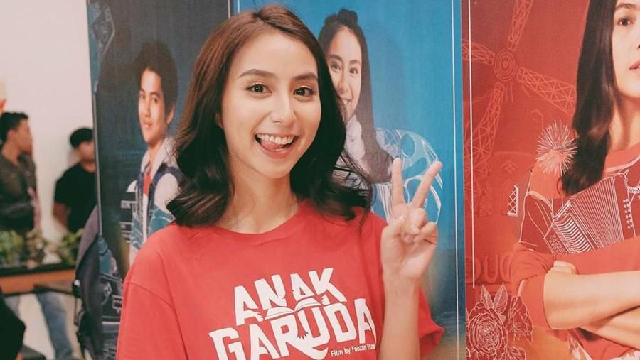 Cerita Clairine Clay Berupaya Raih Mimpi lewat Film 'Anak Garuda'